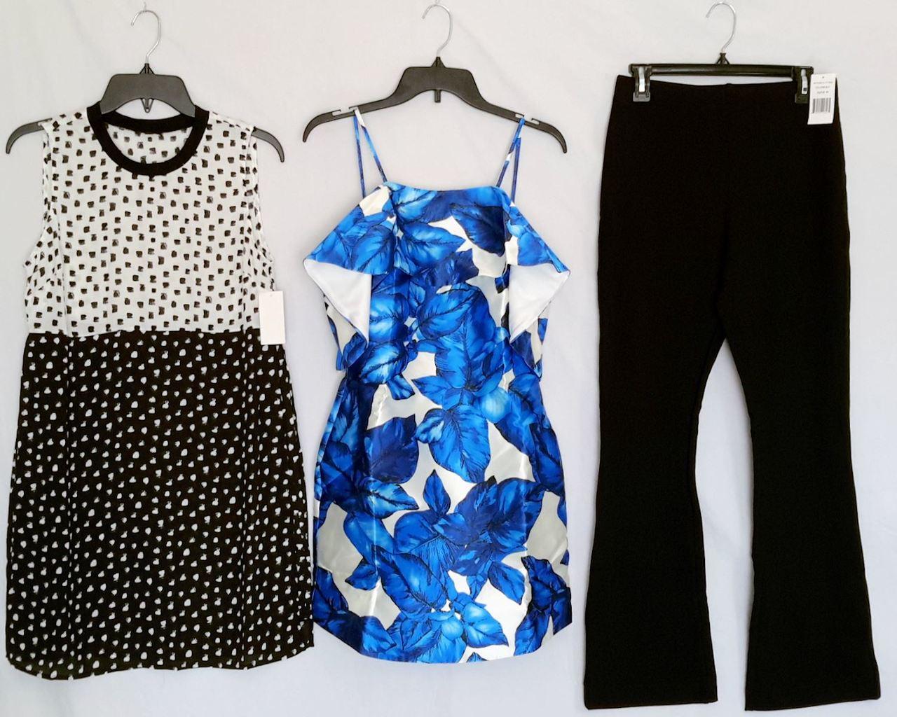 Wholesale Lot of 105 Designer Womens CLOTHING CLOTHING Renn Shameless Mixed Sizes Styles Brand New O