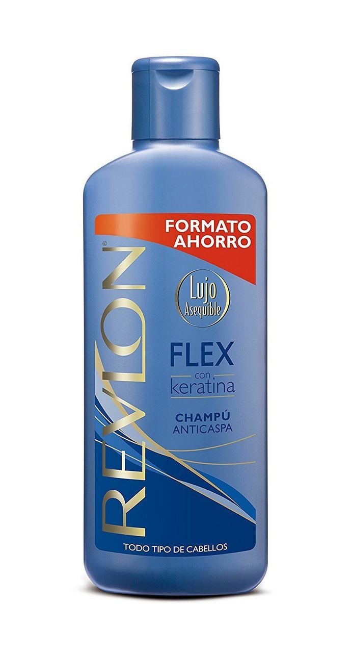 Wholesale Case of 12 Revlon Flex Champú Anticaspa con Keratina Dandruff SHAMPOO 650 ml 22 oz