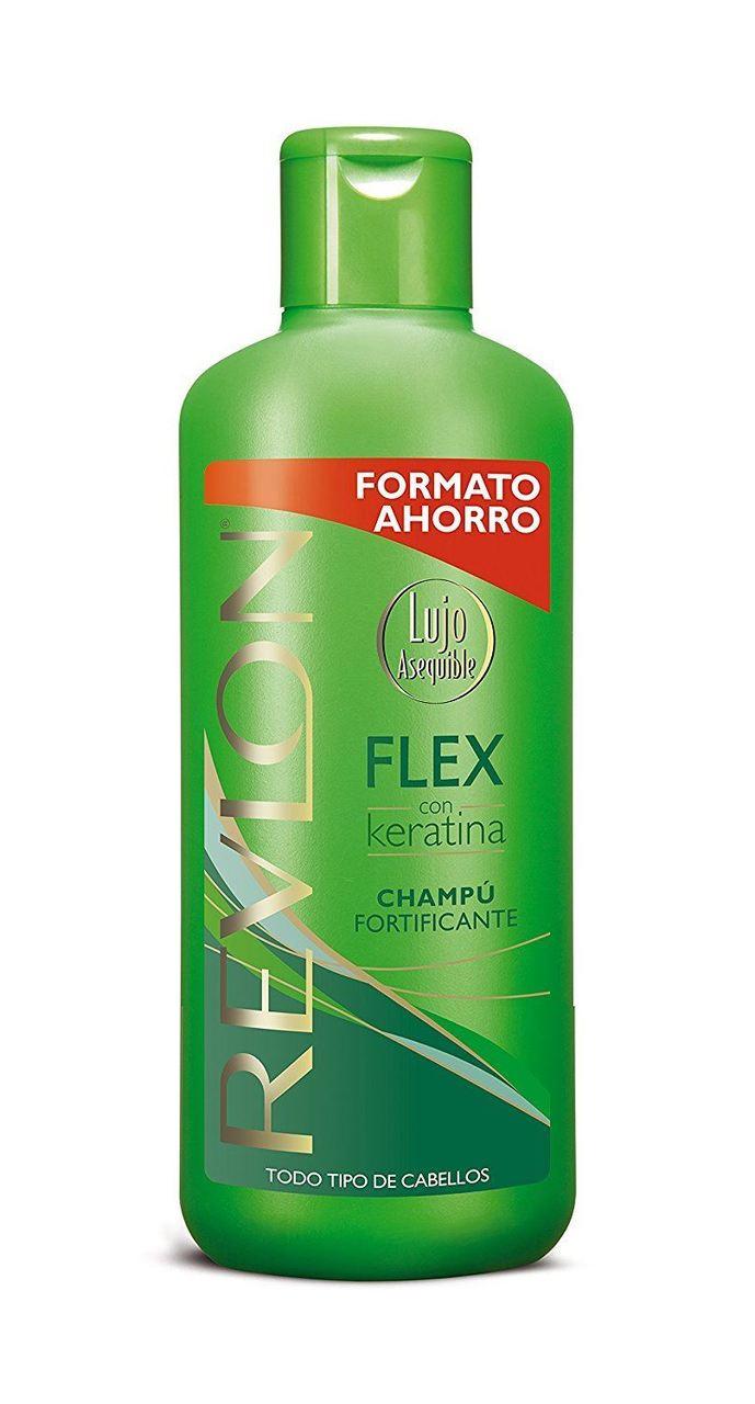 Wholesale Case of 12 Revlon Flex Champu Fortificante Con Keratina SHAMPOO Fortifier 650 ml 22 oz