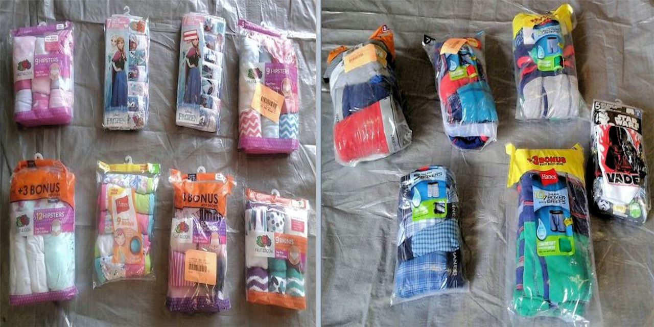 Wholesale Lot of 50 Children Boy Girl Packaged UNDERWEAR and More Brand New