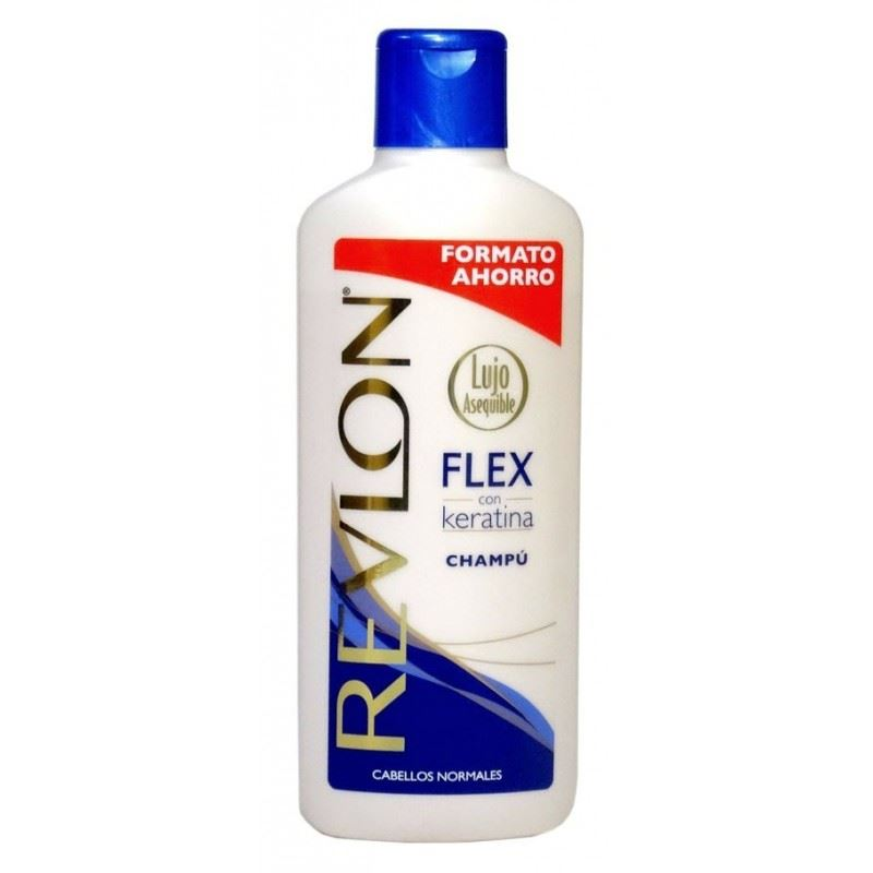 Wholesale Case of 12 Revlon Flex Champu Clasico Cabellos Normales Normal Hair SHAMPOO