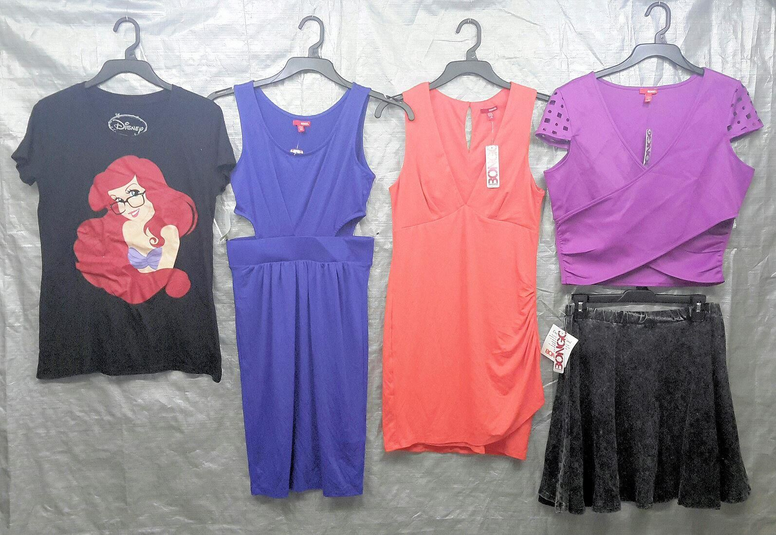 Wholesale lot Assorted Junior Girl's CLOTHING Brand New 50 Pieces